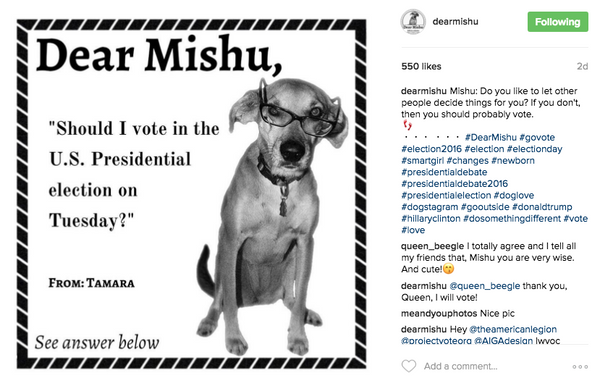Mishu, A Rescue Dog, Débuts As A Quirky & Adorable Advice Columnist With A Difference - And Everyone Loves Her!