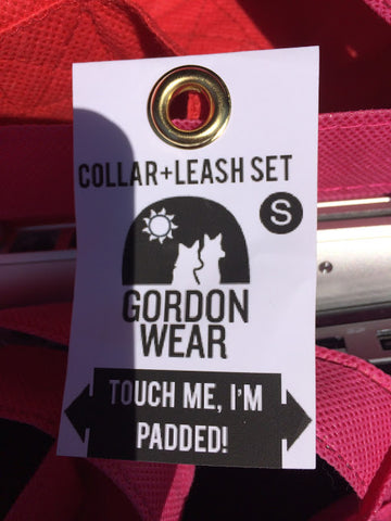 Gordon Leash - new version