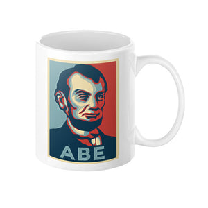 ABE LINCOLN'S FREEDOM TASTES GOOD MUG – THE PERFECT GIFT FOR FREEDOM LOVERS EVERYWHERE - Gordon Wear