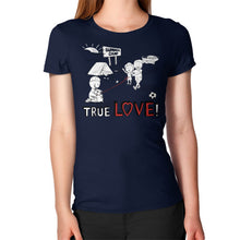 TRUE LOVE! Women's T-Shirt - Gordon Wear