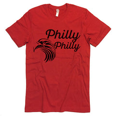 Philly Philly T-shirt. Football Fan Shirt.