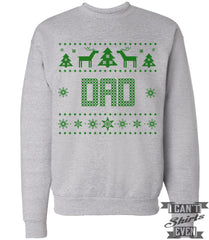 Dad Ugly Christmas Sweater