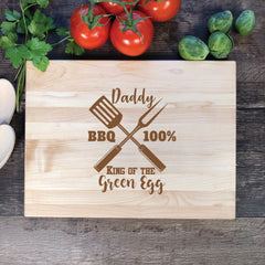 Personalized Cutting Board. Dad Grill Master. BBQ. Gift For Dad. Custom Cutting Boards. Father's Day Gift. #36