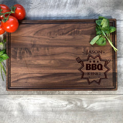 Personalized Cutting Board. BBQ Kind. Custom Cutting Boards. #39