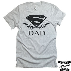 Super Dad T-shirt. Father's Day Gift. Daddy shirt. Funny Daddy gift shirt.