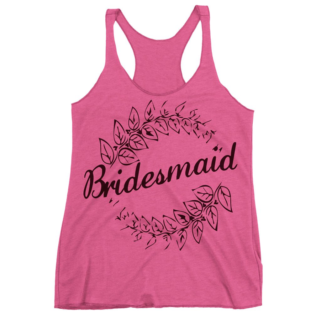 Bridesmaid Tank
