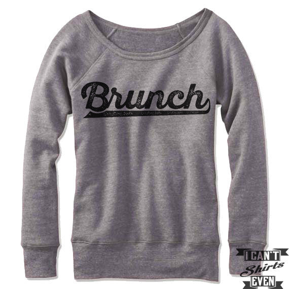 Brunch Off-The-Shoulder Sweater