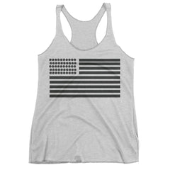 Clover USA Flag Tank Top.