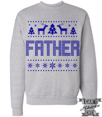 Father Ugly Christmas Sweater