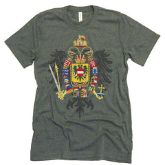 German Eagle T shirt. Germany Coat Of Arms 1804.