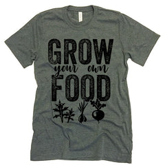 grow your own food tee