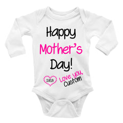 custom onesie mother's day