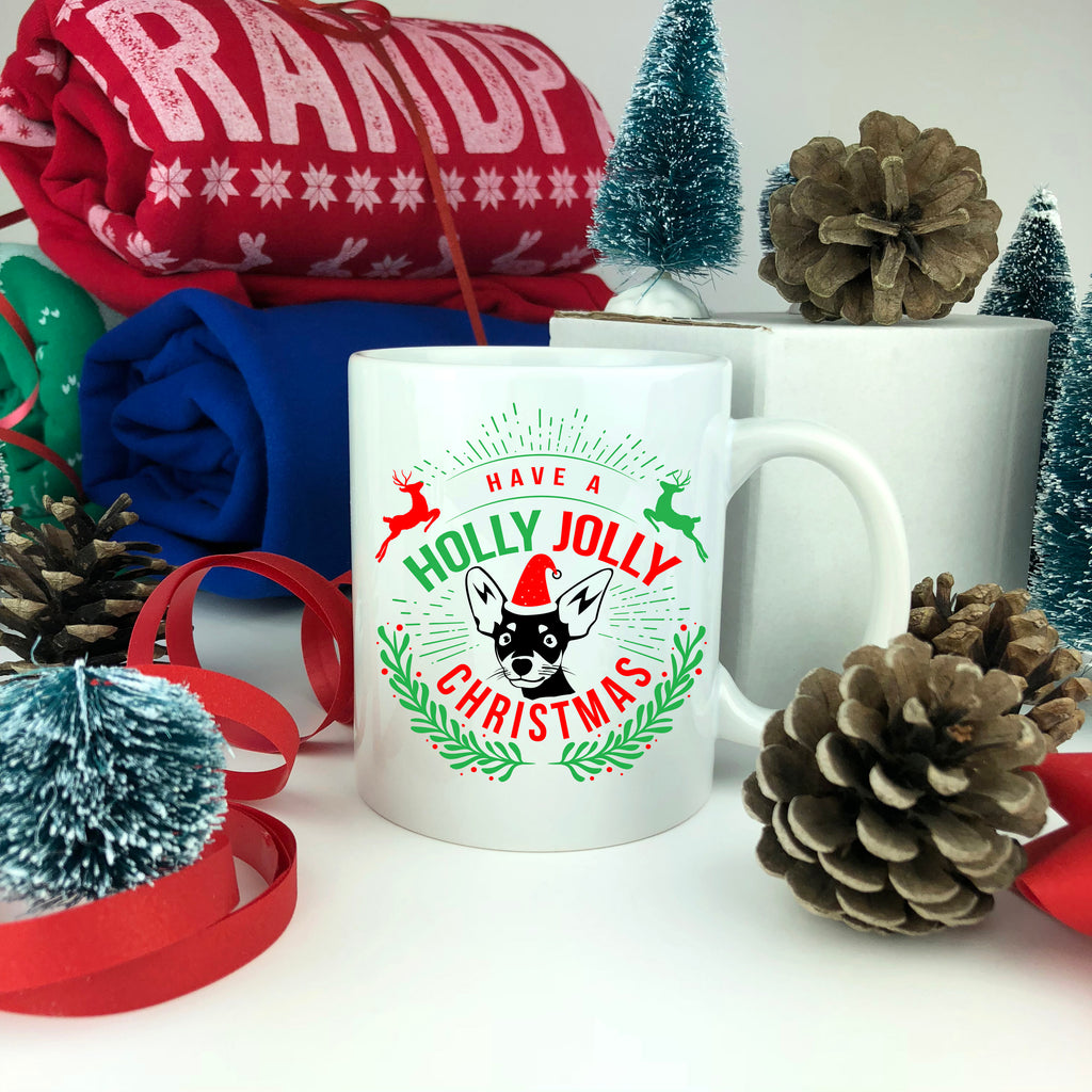 Have A Holly Jolly Christmas Mug.