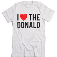 I Love The Donald T-shirt