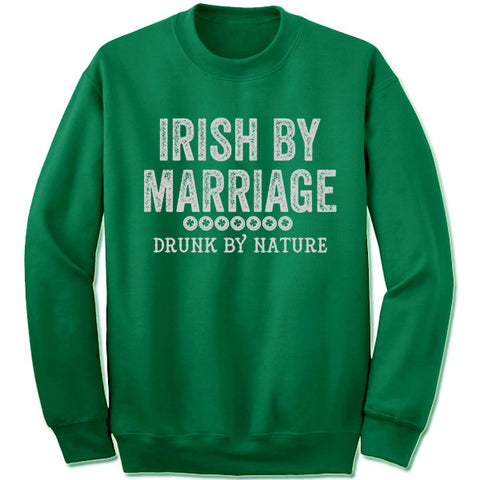 irish by marriage