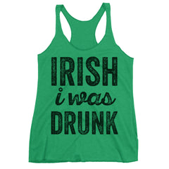 Irish I Was Drunk tank