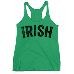 Irish Tank Top.