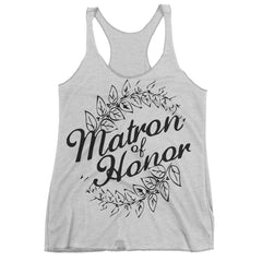 Matron Of Honor Top