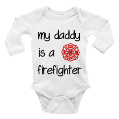 daddy firefighter