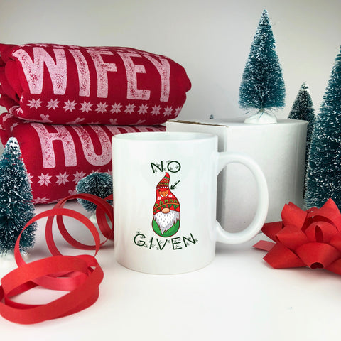 No Fox Given Mug.