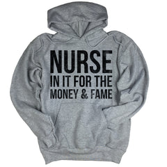 Nurse In It For Money And Fame