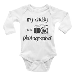 daddy photographer