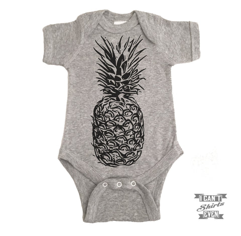 Pineapple Onesie