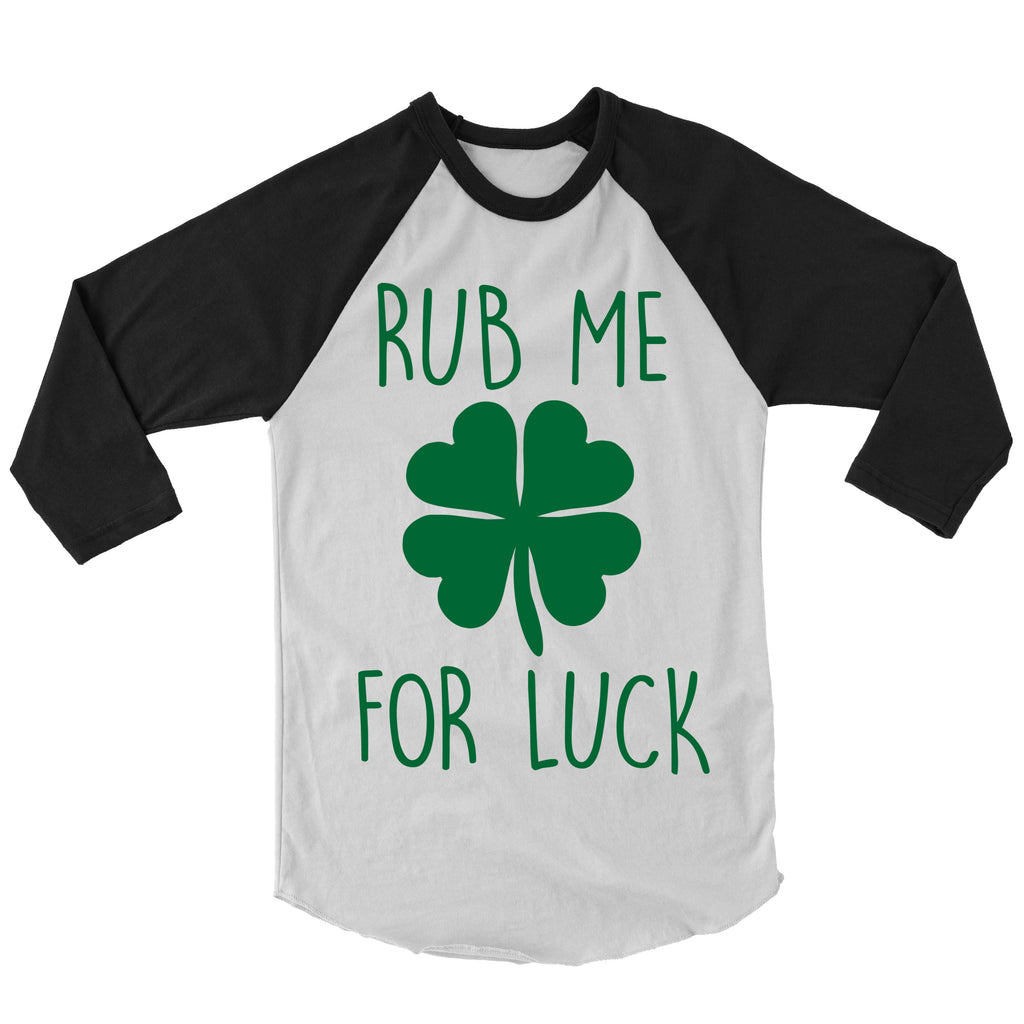 rub me for luck