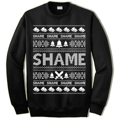 Cersei Shame Ugly Christmas Sweater