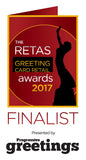 Retas - Greeting Card Awards Finalist 2017