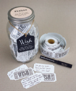 Wish Jar Quotes And Sayings Examples Special Occasions Giftware