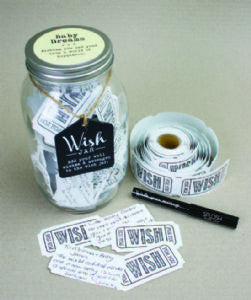 Christening Wish Jar - Special Occasions Giftware