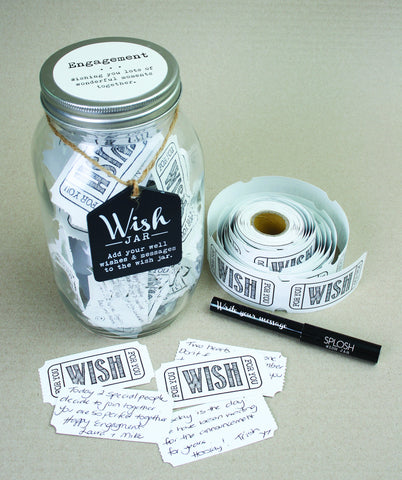 Engagement Wish Jar - Splosh - 1