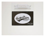 Happy Birthday Signature Frame - Special Occasions Giftware