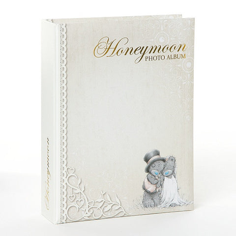 Honeymoon Photo Album by Me to You - Special Occasions Giftware