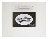 Christening Signature Frame by Splosh - Special Occasions Giftware