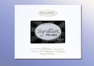 Engagement Signature Frame - Special Occasions Giftware