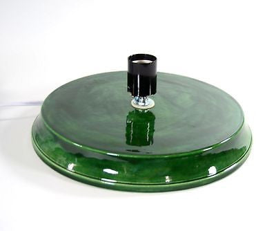 Replacement Ceramic Christmas Tree Base Universal Large Flat Top