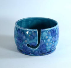 Yarn Bowl Knitting Crochet Handmade Tahiti
