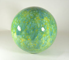 Ceramic Gazing Ball 8 Inch Choice of Colors
