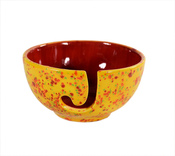 Small Yarn Bowl Tutti Fruitti