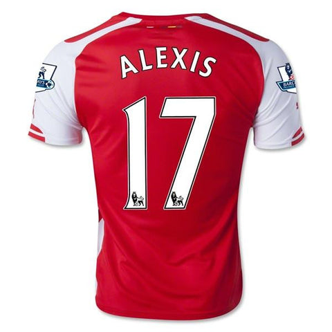 Alexis Sanchez - Arsenal / Home