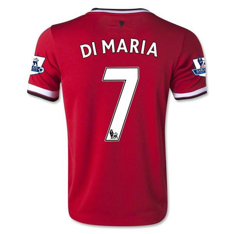 Angel DiMaria - Manchester United / Home