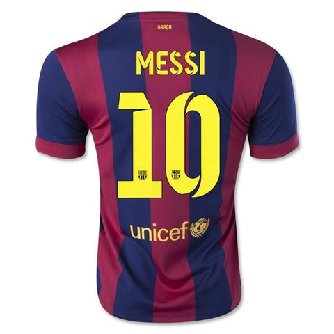 Lionel Messi - Barcelona / Home