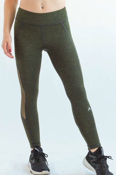 COURAGEOUS CROP LEGGING