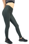 STAND OUT FULL LEGGING – STANDARD BLACK