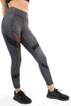 MOTIVATED- CROP LEGGINGS