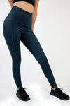 PINNACLE POCKET LEGGING – MIDNIGHT NAVY