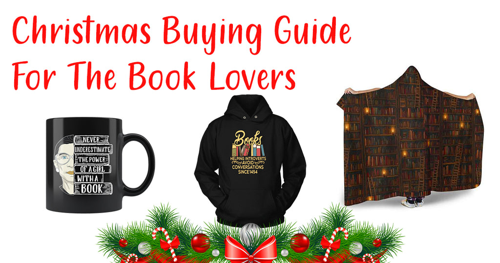 Christmas Buying Guide For The Book Lovers