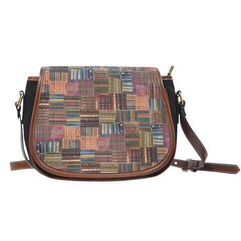 Bookish Saddle Bags-For Reading Addicts